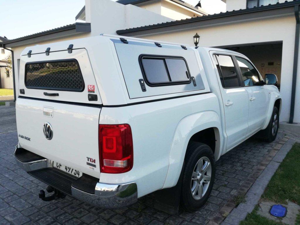 Ford Ranger Canopy & VW AMAROK u2022 RSI SMARTCANOPY® IMAGES AND VIDEOS